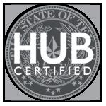 Texas Metal Tech is a HUB Certified Business