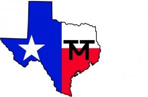 The Texas Metal Tech Logo
