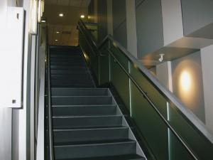 Custom Metal Handrails in Houston, Texas